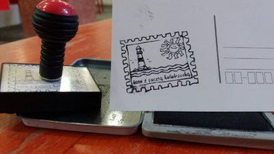 Stempluj kartki i koperty. Kołobrzeska poczta przygotowała okolicznościowe pieczątki