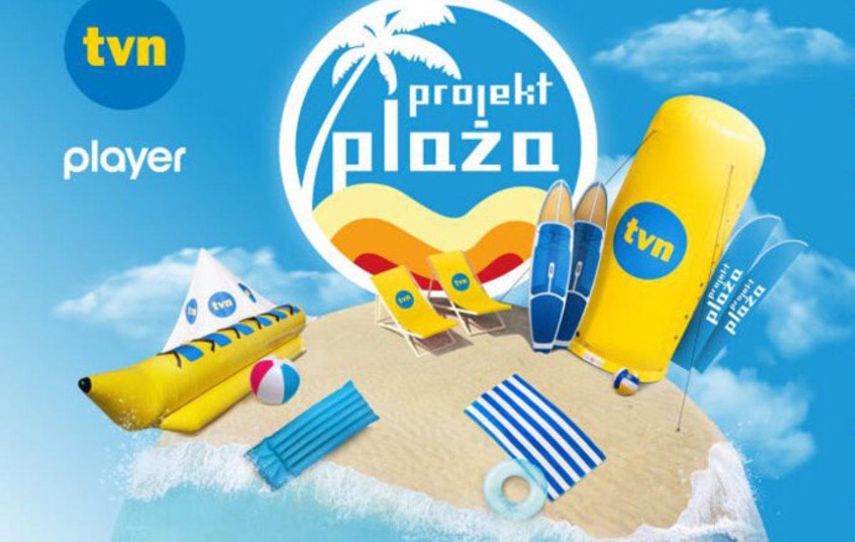 Piątek/sobota/niedziela, plaża Centralna, Projekt Plaża Stacji TVN, wstęp wolny