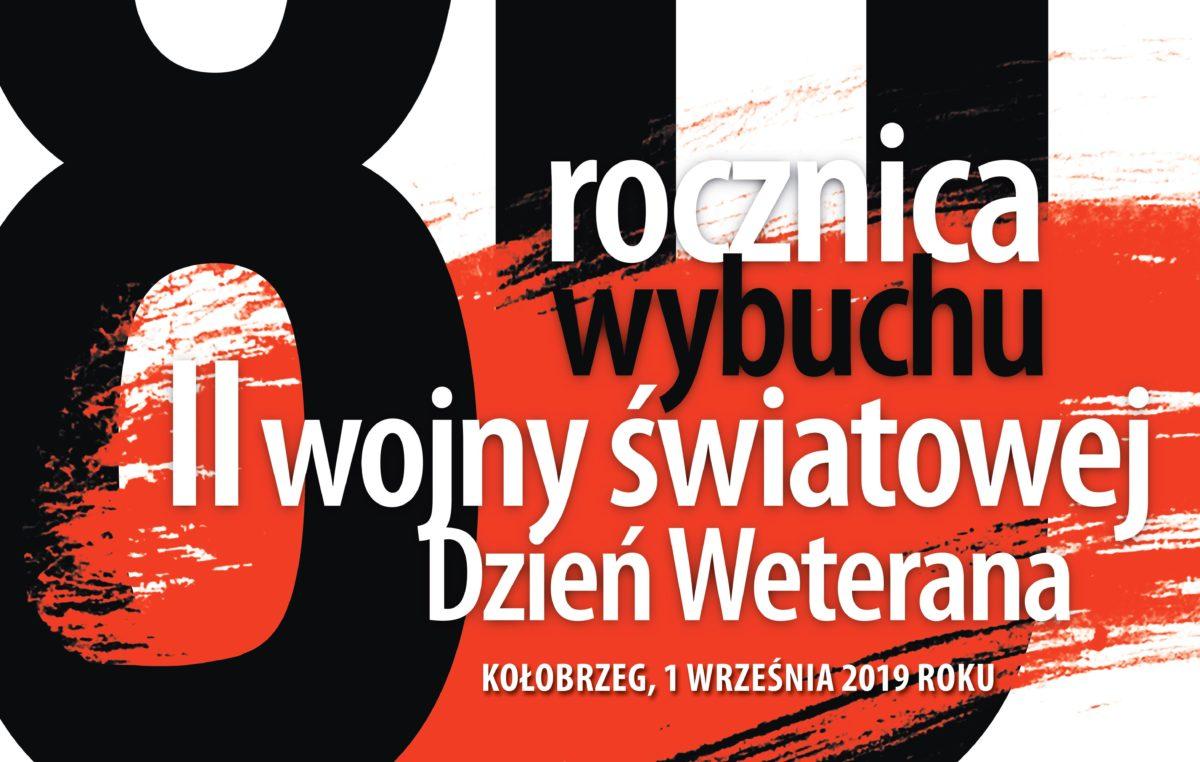 Program obchodów 80. rocznicy wybuchu II Wojny Światowej (plakat)