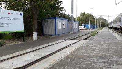 PKP Intercity zmodernizowało bocznicę kolejową w Kołobrzegu