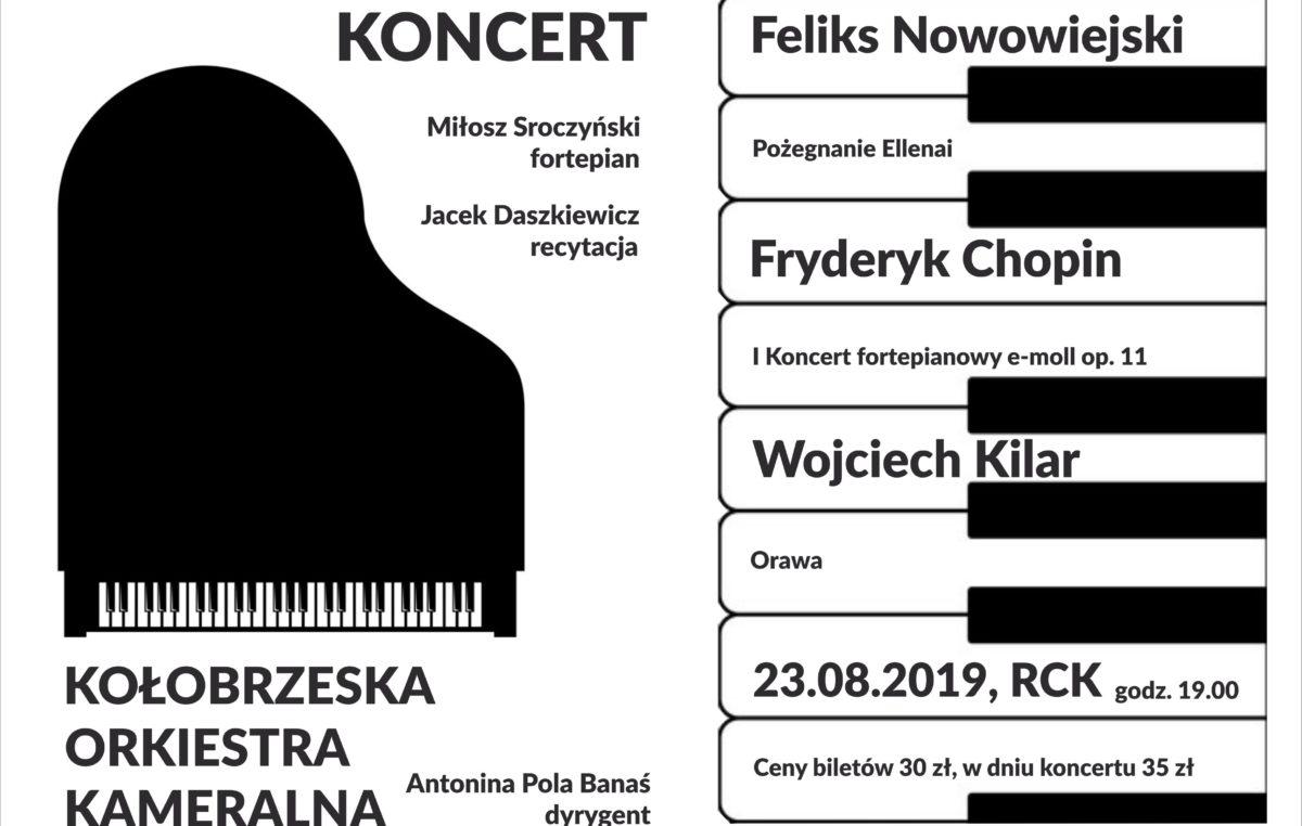 Ruszyła sprzedaż biletów na koncert Kołobrzeskiej Orkiestry Kameralnej