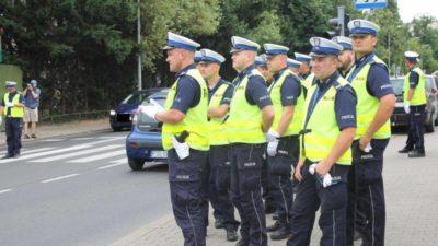 W ostatni weekend wakacji policja zwiększa kontrole na drogach