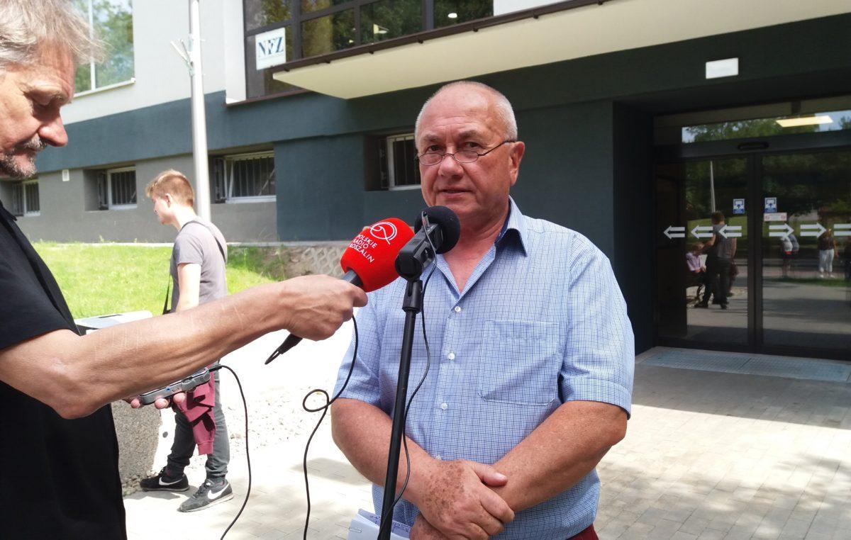 """Sławoj Kigina cz. 2. """"Sprawa doktora Hoka została umorzona przez kołobrzeskiego prokuratora"""""""