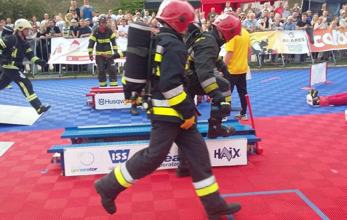 Piątek/sobota, plaża Centralna, zawody Toughest Firefighter Challenge, wstęp wolny