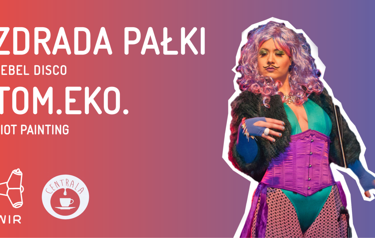 """W piątek wernisaż Tomasza Olszewskiego i koncert """"Zdrady Pałki"""""""
