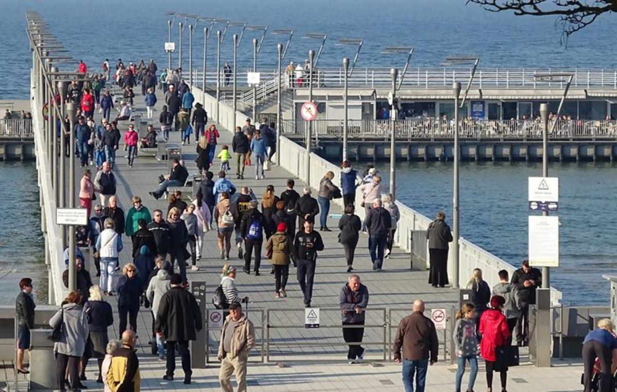 Od 16 czerwca wstęp na molo w Kołobrzegu będzie płatny (CENNIK)