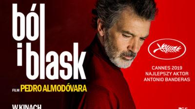"""Środa, RCK, DKF """"Sztorm""""/film """"Ból i blask"""", godz. 19, bilety 12 zł"""
