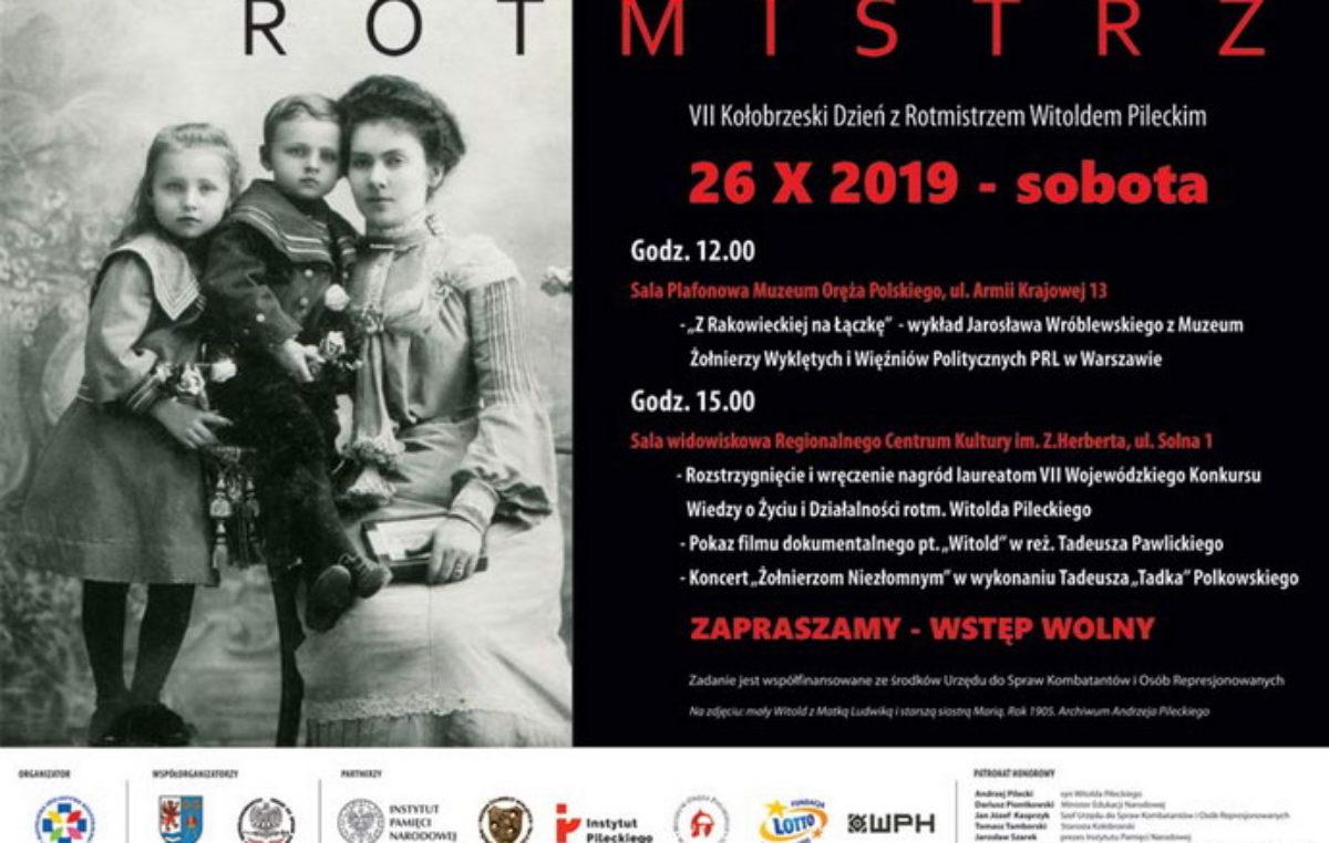 """Dzień z rotmistrzem Pileckim. W programie m.in. występ rapera patrioty Tadeusza """"Tadka"""" Polkowskiego"""