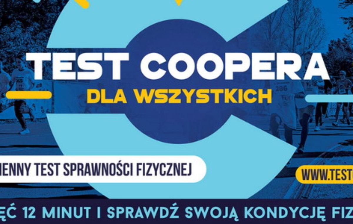 Bezpłatny Test Coopera. Sprawdź ile jesteś w stanie przebiec w 12 minut