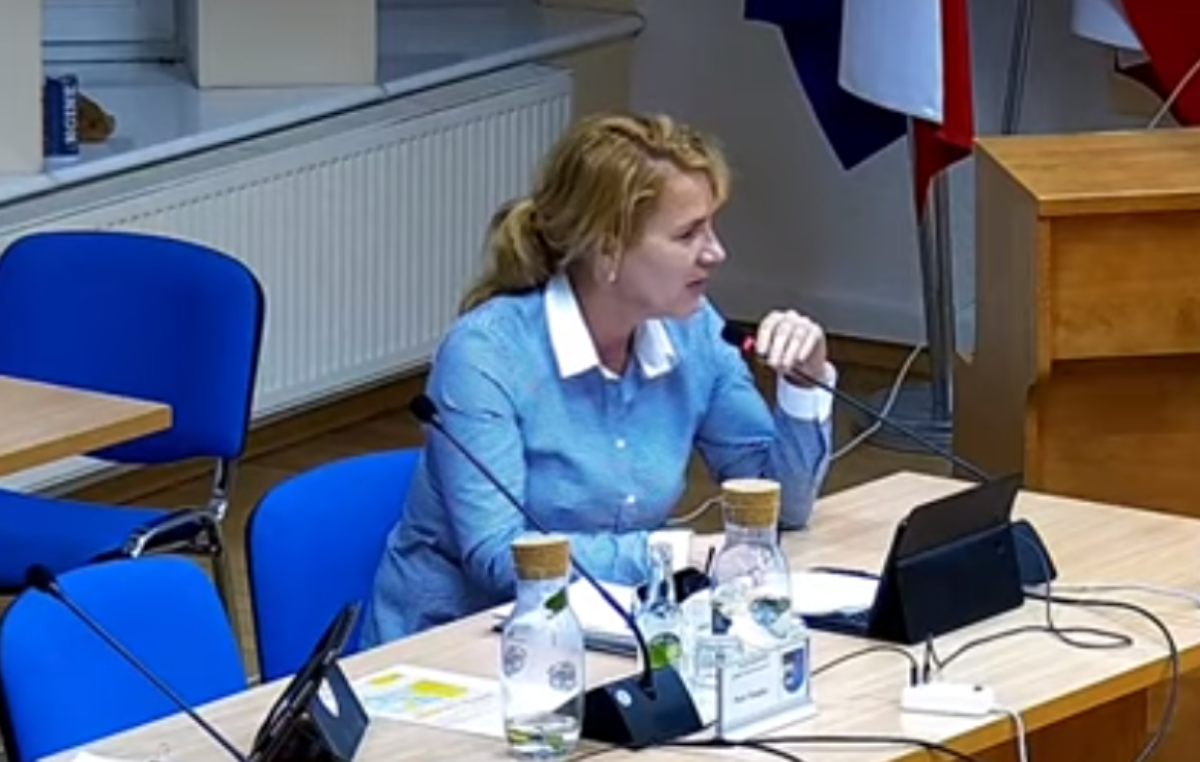 Renata Brączyk opuściła klub PiS w Radzie Miasta