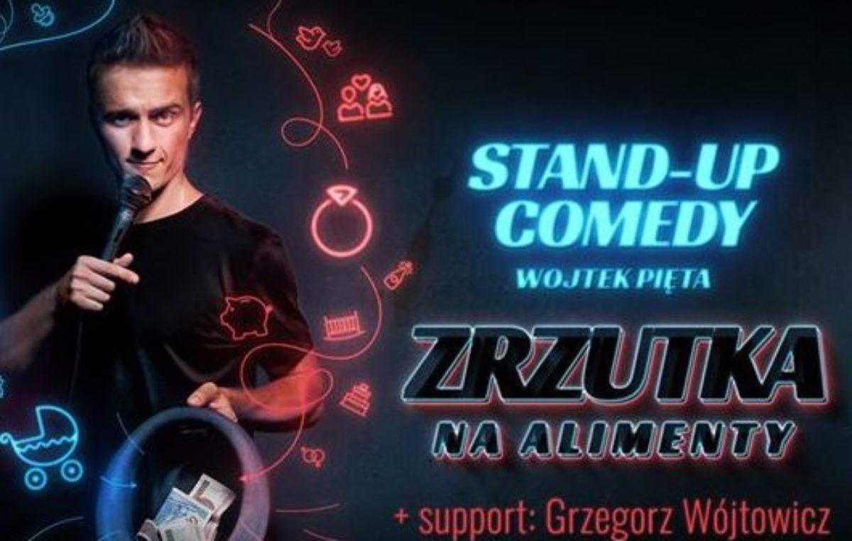 Jutro w klubie Centrala wieczór stand-up comedy. Wystąpi Wojtek Pięta