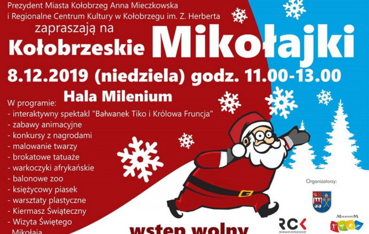Zaproszenie na Kołobrzeskie Mikołajki