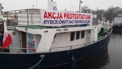 Projekt pomocy dla armatorów kutrów wędkarskich. 200 tys. zł za zezłomowanie jednostki