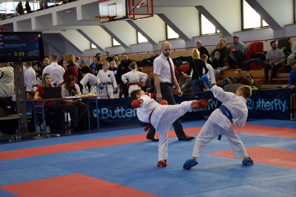 1 1024x683 - Karatecy z klubu Morote Głowaczewo na Międzynarodowym Turnieju Karate WKF zdobyli trzy medale