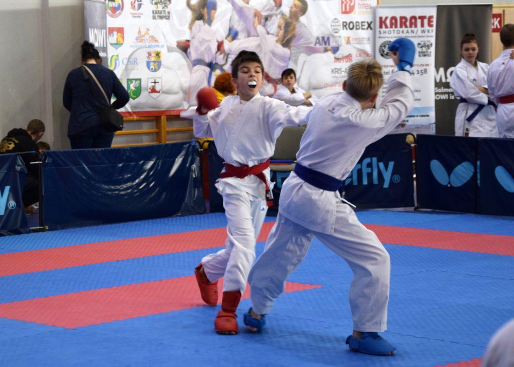 3 1024x732 - Karatecy z klubu Morote Głowaczewo na Międzynarodowym Turnieju Karate WKF zdobyli trzy medale