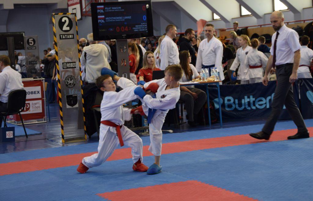 4 1024x657 - Karatecy z klubu Morote Głowaczewo na Międzynarodowym Turnieju Karate WKF zdobyli trzy medale
