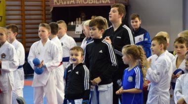 Karatecy z klubu Morote Głowaczewo na Międzynarodowym Turnieju Karate WKF zdobyli trzy medale