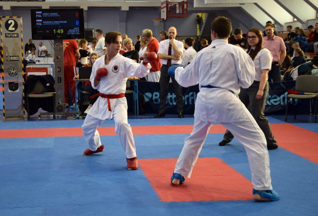 8 1024x694 - Karatecy z klubu Morote Głowaczewo na Międzynarodowym Turnieju Karate WKF zdobyli trzy medale