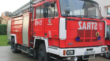 Wóz strażacki na sprzedaż. Cena wywoławcza 53 tys. złotych