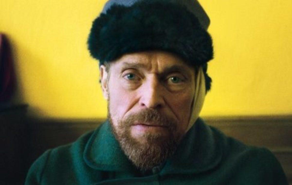 """Środa, RCK, DKF """"Sztorm""""/film """"Van Gogh. U bram wieczności"""" , godz. 16.30 i 19, bilety 12 zł"""