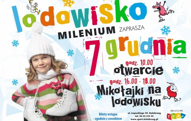 mikołajki lodowisko - Sobota, lodowisko, Mikołajki na lodowisku, godz. 16, bilety jak w cenniku