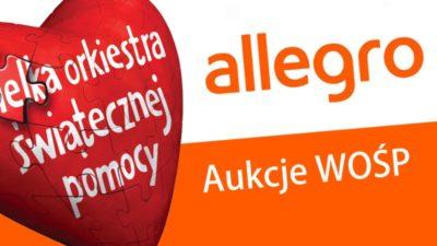 Ruszyły kołobrzeskie aukcje na Allegro dla WOŚP. Co można wylicytować?