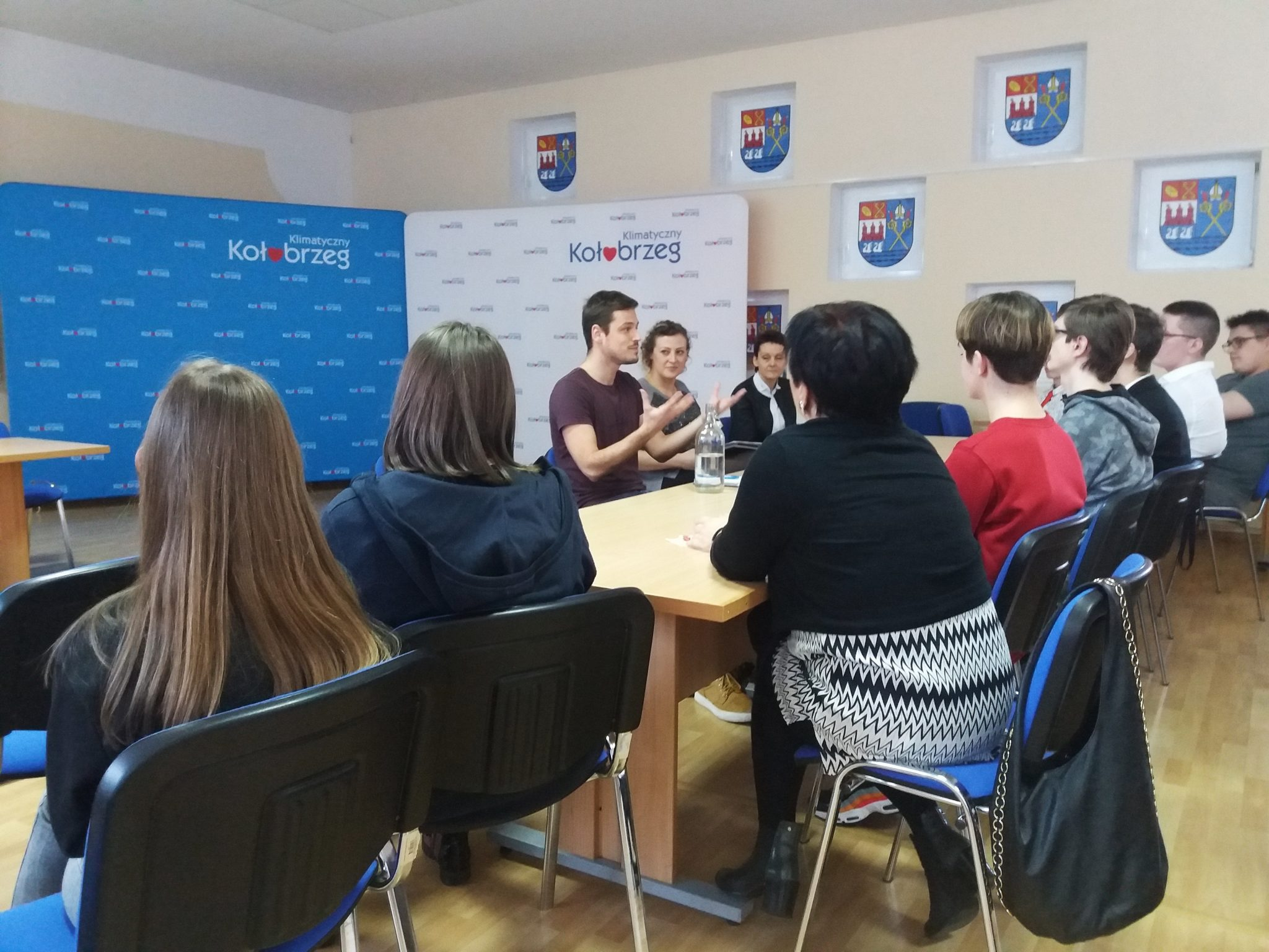 20200113 141525 000 - W szkołach przygotowania do wyborów. 24 stycznia uczniowie wybiorą swoich przedstawicieli do Młodzieżowej Rady Miasta