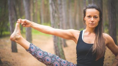 Przystań Rozwoju, ul. Szyprów 1, zajęcia jogi z Anetą Mikulską