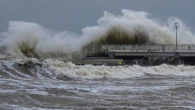 Alert pogodowy. Synoptycy prognozują sztorm na Bałtyku