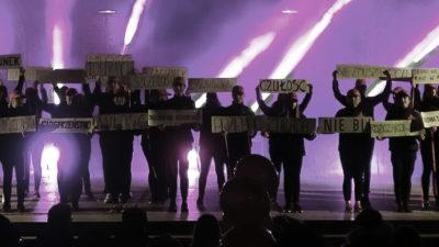 """Finał akcji """"Nazywam się Miliard/One Billion Rising"""" (zdjęcia)"""