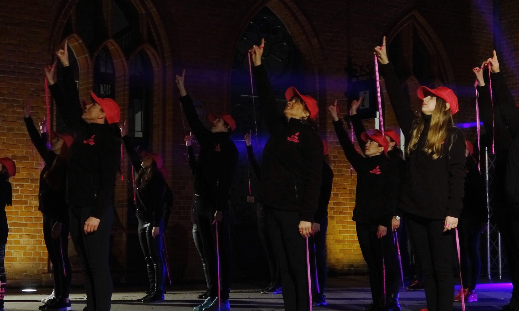 """5 - Finał akcji """"Nazywam się Miliard/One Billion Rising"""" (zdjęcia)"""