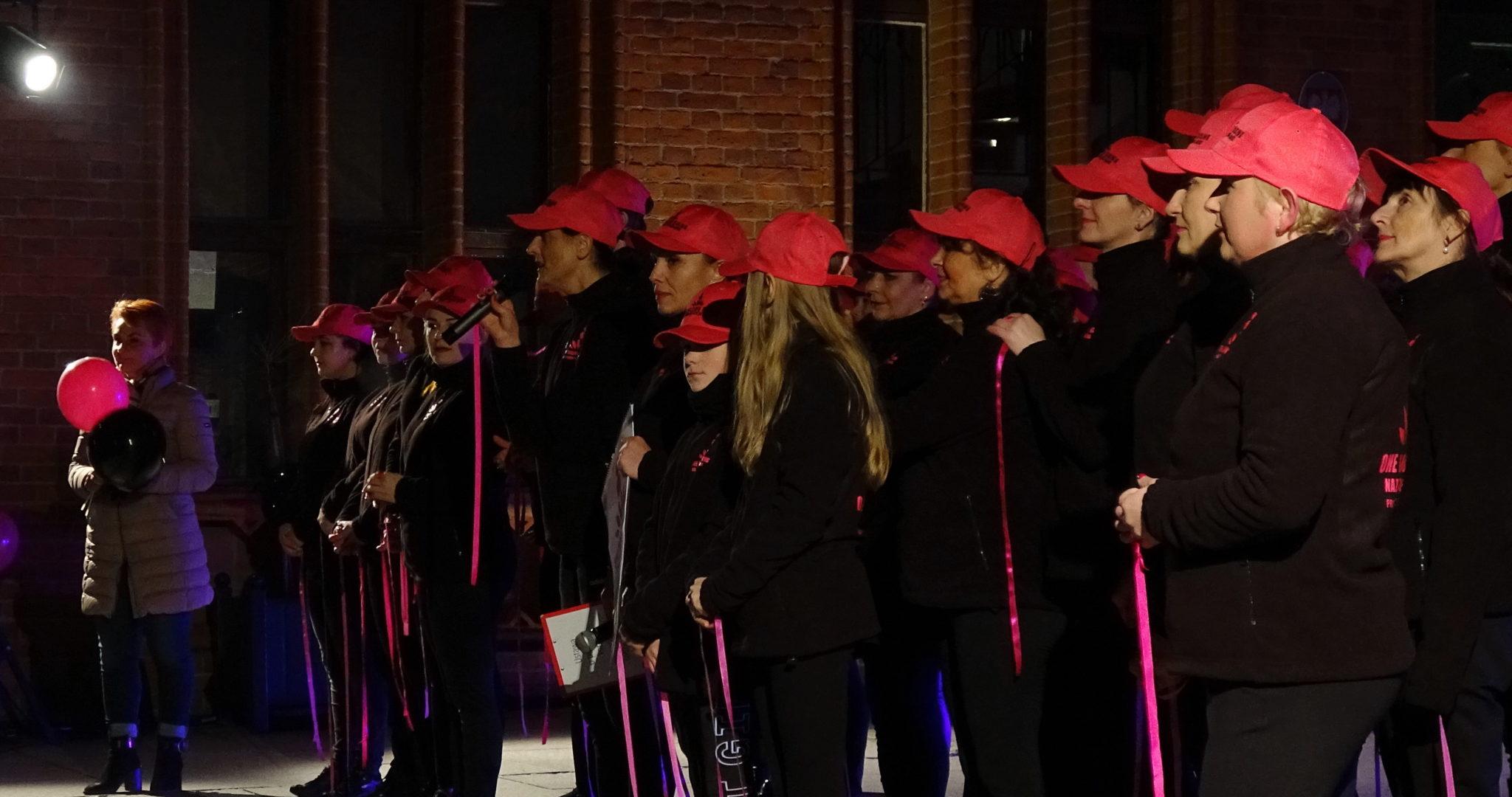 """6 - Finał akcji """"Nazywam się Miliard/One Billion Rising"""" (zdjęcia)"""