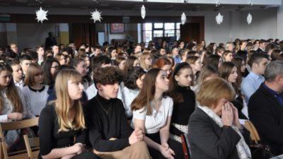 """Święto szkoły w """"Koperniku"""" (zdjęcia)"""