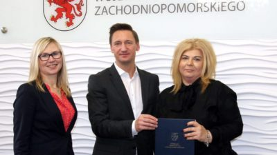Poznaliśmy nową dyrektorkę Regionalnego Szpitala w Kołobrzegu