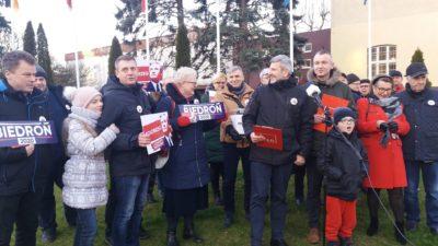 Apel Nowej Lewicy do prezydent Kołobrzegu w sprawie majowych wyborów.  Jest też oświadczenie
