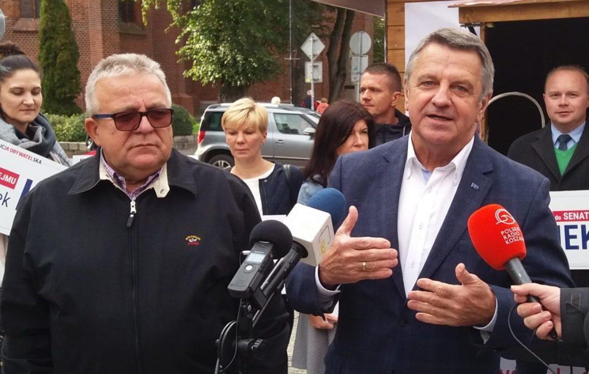 Kołobrzescy parlamentarzyści apelują do marszałka: Jeżeli nic nie zrobimy z odcinkiem drogi 163, czekają nas wielkie kłopoty komunikacyjne