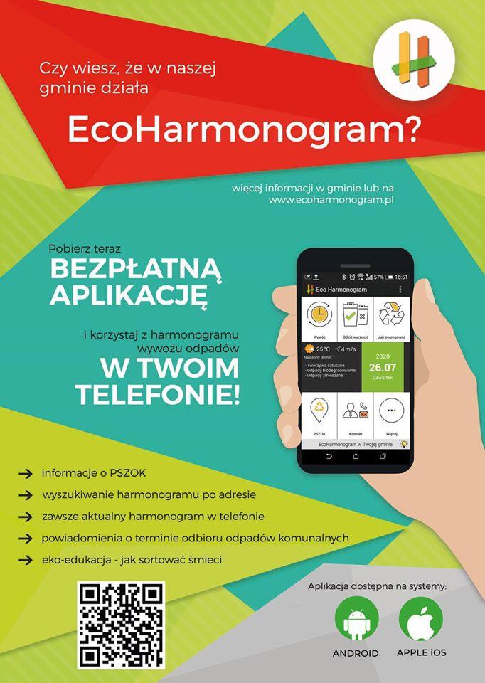 odpady Kołobrzeg - Mobilna i darmowa aplikacja EcoHarmonogram na telefon podpowie jak prawidłowo sortować śmieci (link)