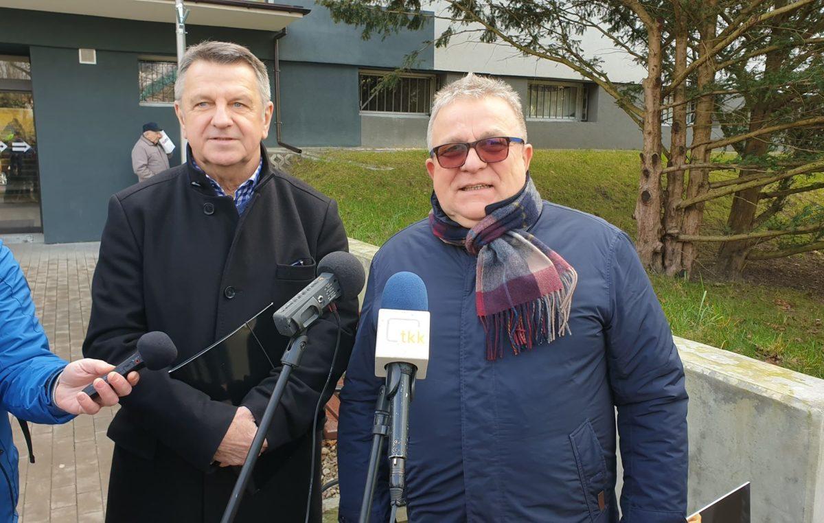 Hok i Gromek komentują pieniądze dla TVP i gest Lichockiej