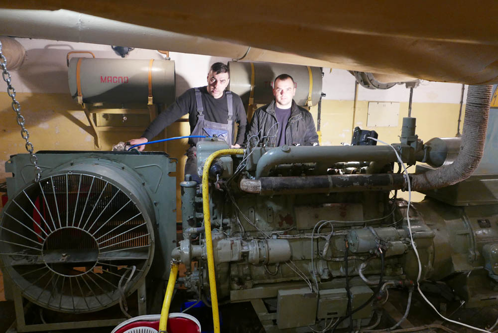 podborsko1 - Atomowy agregat w Podborsku działa!