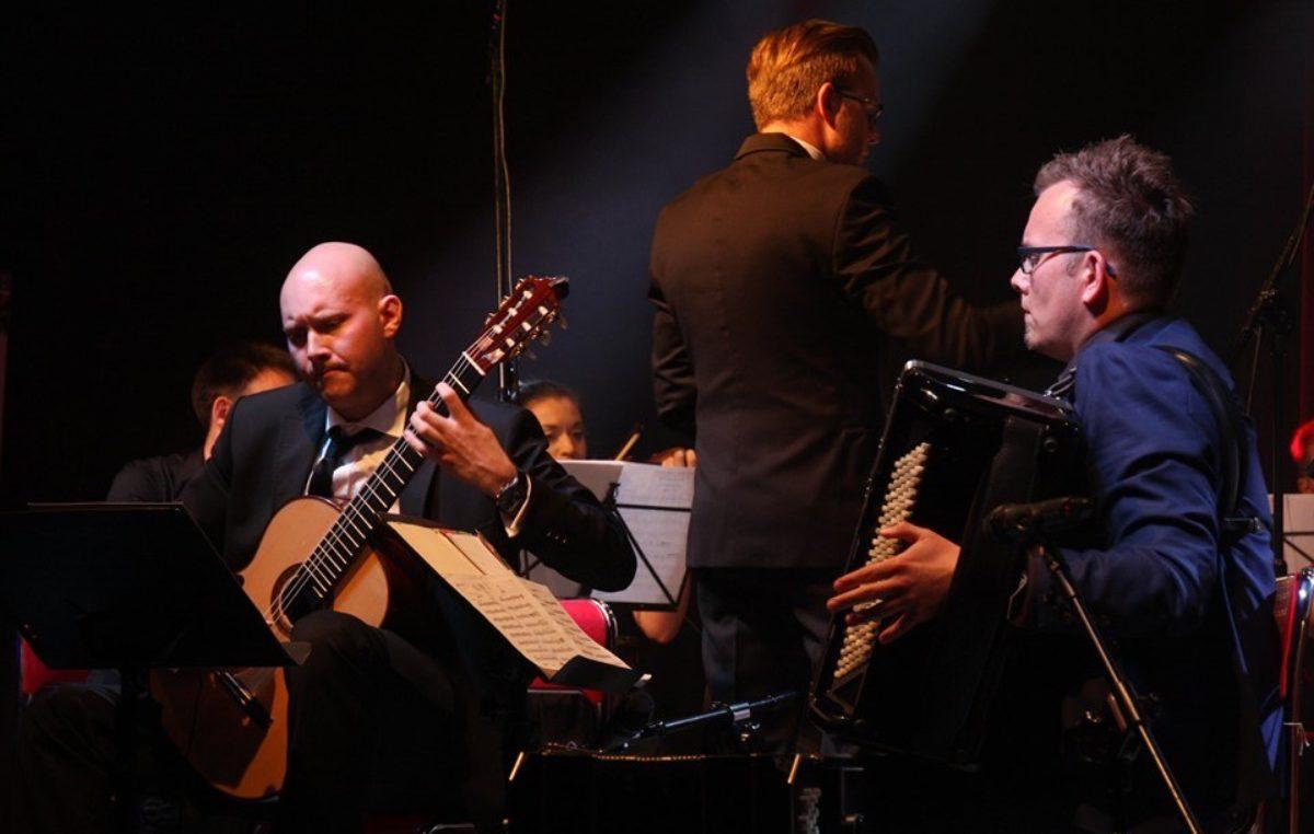 """Sobota, RCK, koncert """"Piazzolla dla Zakochanych"""", godz. 19, bilety 35zł/30zł"""