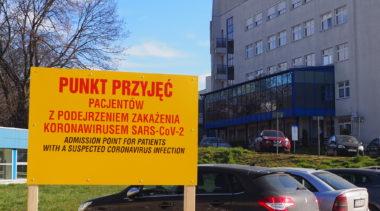 Dobra wiadomość: 6 pacjentów hospitalizowanych z powodu koronawirusa w szpitalu w Szczecinie ozdrowiało