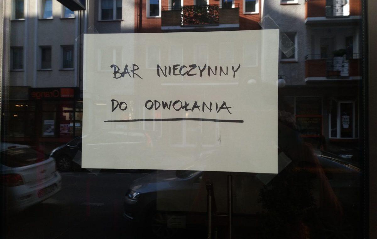 Biznes traci na kwarantannie. Miasto pracuje nad zniżkami, ulgami i odroczeniami płatności