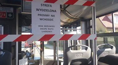 Od 26 października nie kupimy u kierowcy biletu na przejazd miejskim autobusem