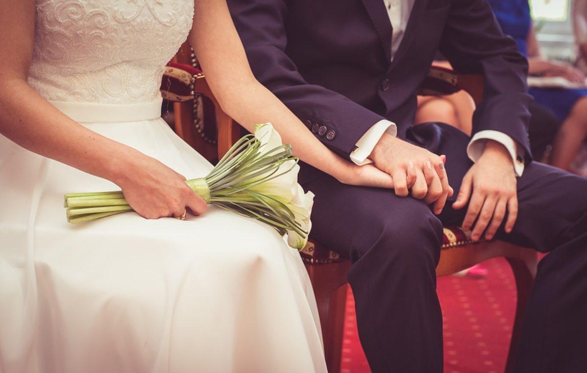 Ślub w czasie epidemii koronawirusa? Kołobrzeski USC działa normalnie, ale z weselem trzeba poczekać