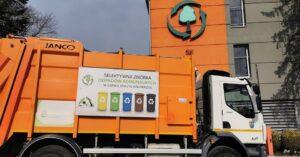 Do 2023 roku odpady będzie wywozić Zieleń Miejska. Miasto rozstrzygnęło przetarg wart ponad 18 mln zł