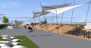 Tak ma wyglądać po przebudowie ostatni odcinek nadmorskiej promenady. Miasto wchodzi w inwestycję, by nie utracić unijnego dofinansowania