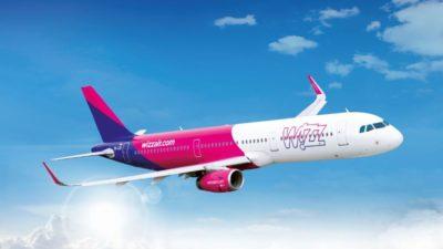 Wizz Air uruchamia loty do Lwowa z lotniska Szczecin-Goleniów. Podróż będzie trwała ok. 1,5 godziny