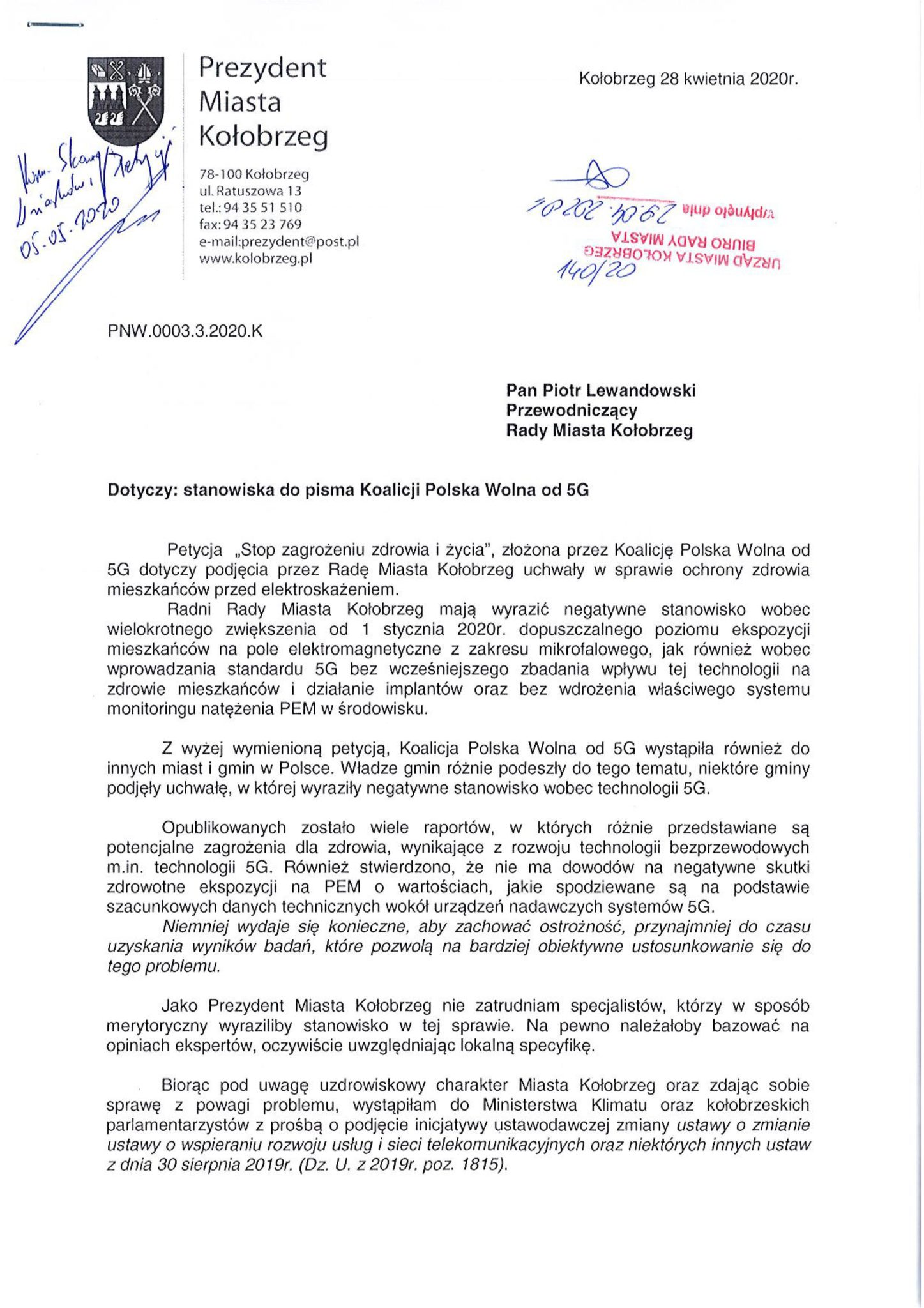 0001 7 - NA ŻYWO: Trwa posiedzenie miejskiej komisji. Wśród tematów petycja Koalicji Polska Wolna od 5 G (zakończona, wideo)