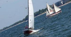 W sobotę otwarcie sezonu żeglarskiego 2020. Będzie można je zobaczyć online lub z plaży Centralnej