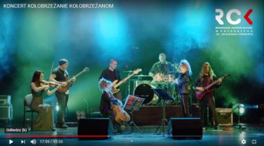 """Koncert """"Kołobrzeżanie Kołobrzeżanom"""" na urodziny miasta (wideo)"""